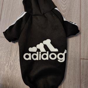 Adidas (adidog) dog jacket